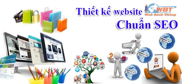 thiết kế web đồ phượt chuẩn seo