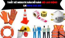 Thiết Kế Website Bán đồ Bảo Hộ Lao động