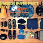 Thiết kế website bán đồ phượt chất lượng giá rẻ chuẩn seo nhất