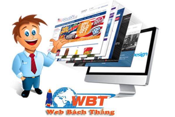 thiết kế website bán hàng đa cấp