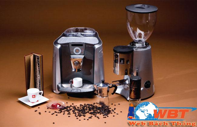 thiết kế website bán máy rang xay cà phê