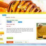 Thiết kế website bán sáp ong làm đẹp chuẩn SEO, chuẩn Mobile