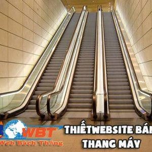 Thiết Kế Website Bán Thang Máy