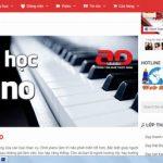 Thiết Kế Website Dạy Học đàn Guitar, đàn Piano, đàn Organ Chuyên Nghiệp