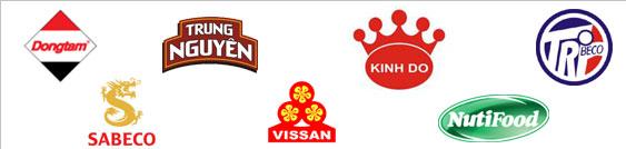 logo các thương hiệu lớn
