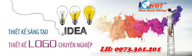 Thiết kế logo banner chuyên nghiệp