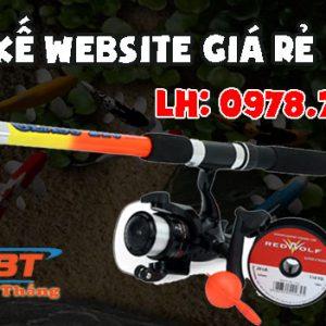 Thiết Kế Website Bán đồ Câu