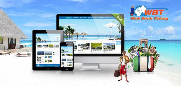 Thiết kế website bán loa đài chuẩn di động