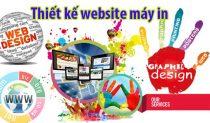 Thiết Kế Website Bán Máy Photo
