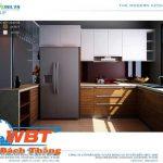 Thiết kế website bán tủ bếp hiện đại chuyên nghiệp nhất