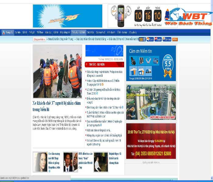 thiết kế website từ điển