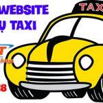 Thiết Kế Website Dịch Vụ Taxi Giá Rẻ Nhanh Chóng & Chuyên Nghiệp.