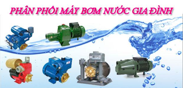 thiết kế website bán máy bơm nước