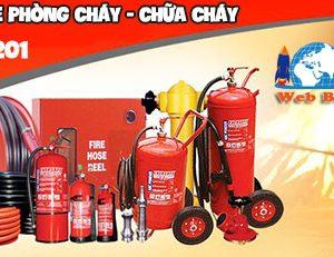 Thiết Kế Website Phòng Cháy Chữa Cháy