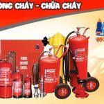 Thiết kế website thiết bị phòng cháy chữa cháy chuyên nghiệp giá tốt