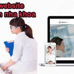 Thiết Kế Website Nha Khoa Phòng Khám Răng, Làm Răng Sứ Chuyên Nghiệp