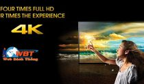 TV 4K Là Gì
