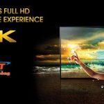 TV 4K Là Gì? Sự Khác Biệt Của TV 4K Và TV Full HD Là Gì?