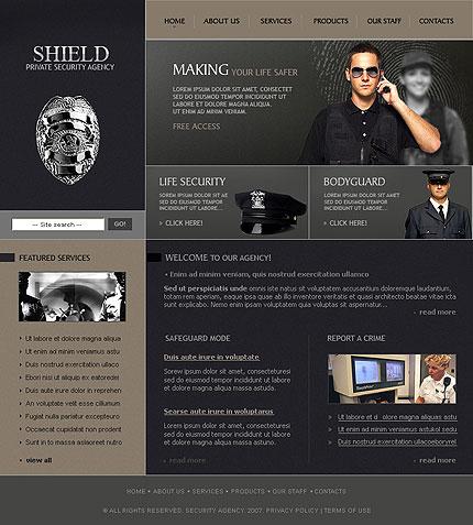 dịch vụ thiết kế website thám tử-bảo vệ chuyên nghiệp