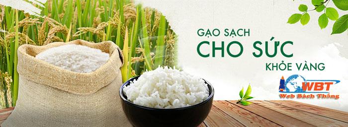 website bán gạo