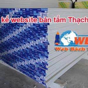 Website Bán Tấm Thạch Cao