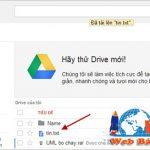 Cách Sử Dụng Google Drive Dễ Dàng Hiệu Quả Nhất