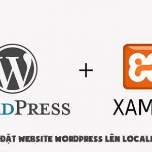 Hướng Dẫn Cài đặt Website Wordpress Lên Localhost Với Xampp