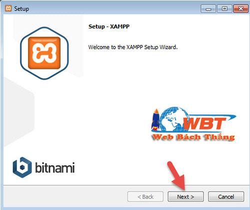 Cách cài đặt localhost lên máy tính với Xampp