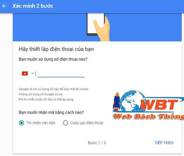 Hướng dẫn cấu hình SMTP của gmail cho website wordpress 3