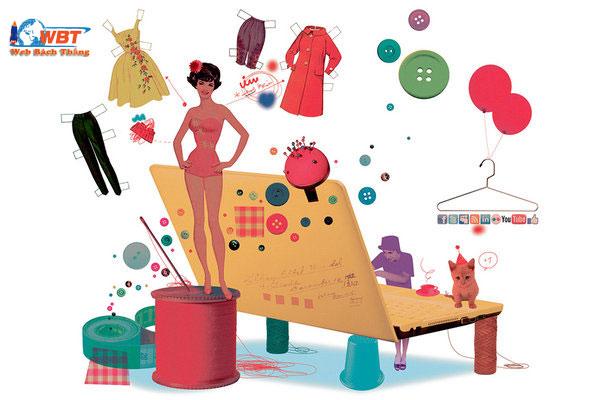kinh doanh online thời trang