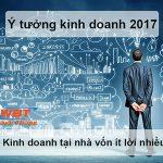 Những ý tưởng kinh doanh tại nhà không nên bỏ qua ở năm 2018