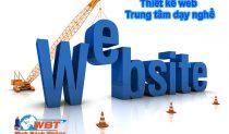 Thiết Kế Website đào Tạo Nghề