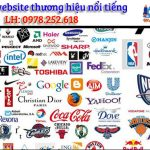 Thiết Kế Website Thương Hiệu Lớn Nổi Tiếng, Doanh Nghiệp Mạnh