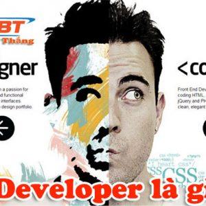 Developer Là Gì?