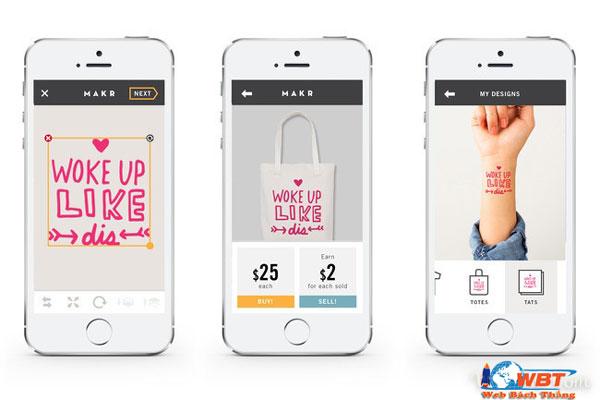 Thiết kế ứng dụng trên smartphone