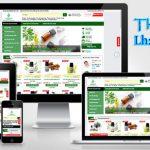 Thiết Kế Website Bán Tinh Dầu đẹp Uy Tín Giá Rẻ Nhất Thị Trường