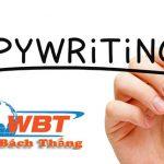 Copywriting là gì? Những điều lưu ý để copywriting mang lại hiệu quả?