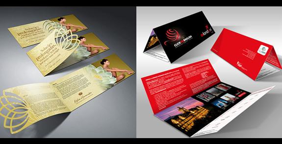 Brochure là gì - các mẫu brochure đẹp