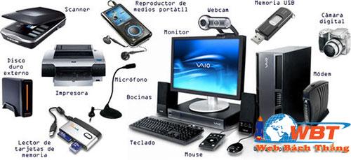 Các thiết bị phần cứng