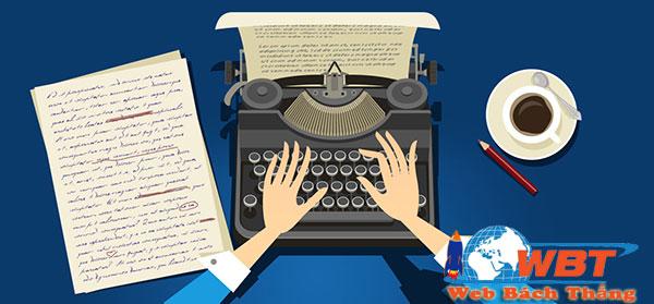 copywriting là gì Những điều lưu ý để copywriting mang lại hiệu quả