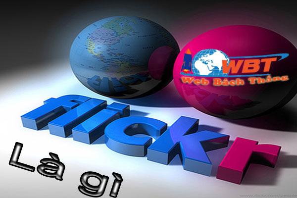 tác dụng của trang mạng xã hội Flickr