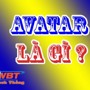 Avatar Là Gì ??