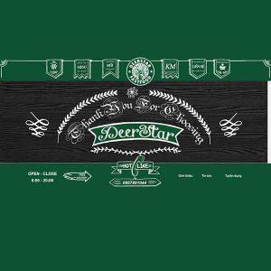 Mẫu Website Nhà Hàng Thức ăn Nhanh, Chuỗi Nhà Hàng WBT189