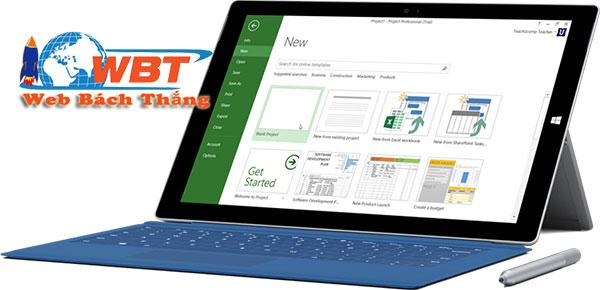 Lịch sử phát triển của Microsoft Project là gì?