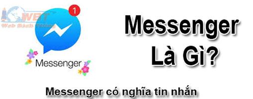 messenger là gì