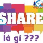 Share là gì? Những tác dụng của nút share mang lại như thế nào?