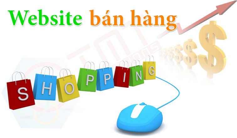 Thiết Kế Website Bán Hàng Online Trọn Gói Chuẩn Seo Chuẩn Mobile