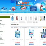 Thiết Kế Website Bán Nước Đóng Bình Chuyên Nghiệp Giá Rẻ