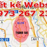 Thiết Kế Website Tại Huyện Thanh Oai – Hà Nội Uy Tín Nhất