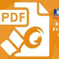 Tải Foxit Reader Mới Nhất Miễn Phí Về Máy Tính Nhanh Nhất